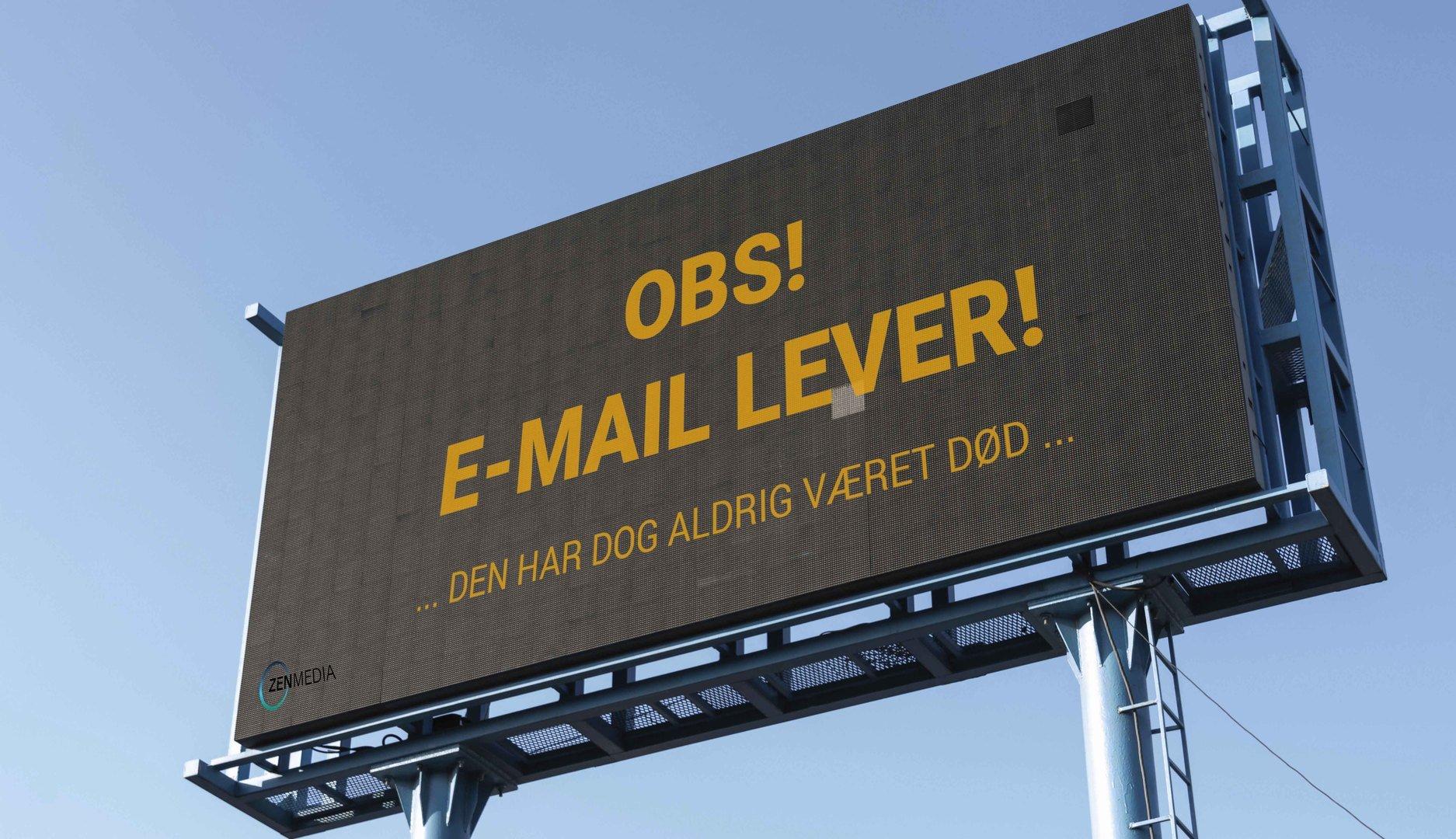 Email marketing, b2b lead, sales, b2b leadgenerering